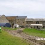 Bouscas, commune d'Aumont-Aubrac.