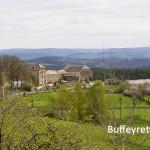 Buffeyrettes, commune d'Aumont-Aubrac.