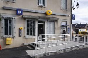 Bureau de Poste d'Aumont-Aubrac