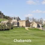 Chabanols, commune d'Aumont-Aubrac.