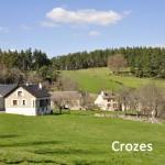 Crozes, commune d'Aumont-Aubrac.