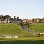 La Chazotte, commune d'Aumont-Aubrac.
