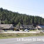 Le Buron St Jacques, commune d'Aumont-Aubrac.