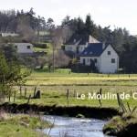Le moulin de Carrière, commune d'Aumont-Aubrac.