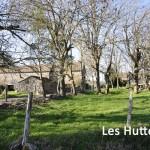 Les Huttes, commune d'Aumont-Aubrac.