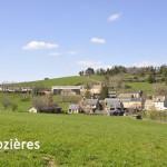 Nozières, commune d'Aumont-Aubrac.