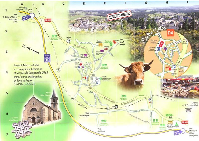Plan d'Aumont-Aubrac