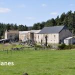 Hameau de plane, commune d'Aumont-Aubrac.
