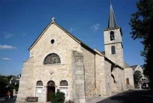 Église d'Aumont-Aubrac